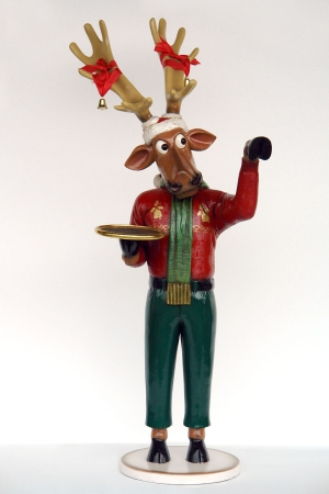 Funny Reindeer Male 6.75ft (JR HU)