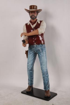 Gunslinger Cowboy (JR 180147)