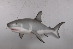 Great white shark 6ft JR 190019