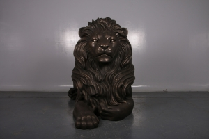 MAJESTIC CASTLE LION - JR 190170