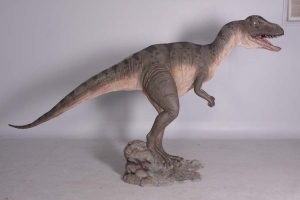 Allosaurus Looking Straight 6ft (JR 100053)