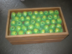 Apple Case - Green (JR FSC1345gm)