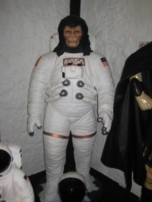 Astronaut Apeman 6ft (JR 2546)