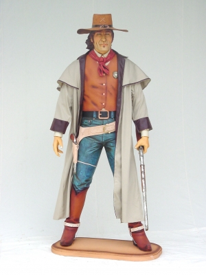 Cowboy Bounty-Hunter 6ft (JR 1721)