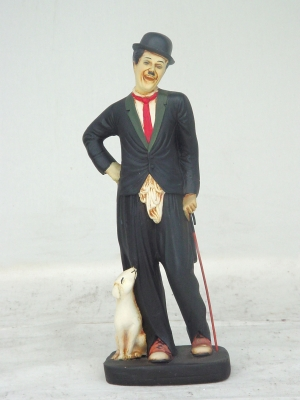 Funny Man with Dog (JR 631)
