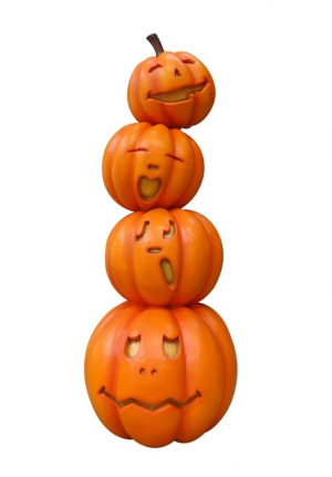 Stacked Pumpkins (JR C-165)