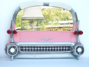 Cadillac Car Mirror (JR 2031)