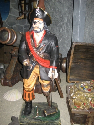 Captain Hook Pirate 3ft (JR 841)