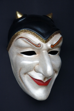 Diablo Mask -2.5ft (JR 2697)