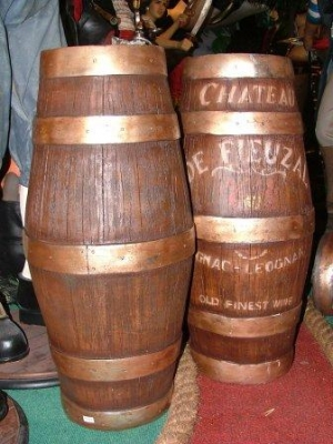 "Wine Barrel 2ft 8"" (JR 2165)"
