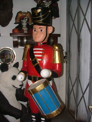 Nutcracker with Drum 5ft (JR 1959)