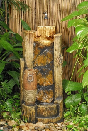 DW73012 Medium Poly Resin Water Feature