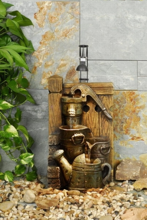 DW73109 Small Poly Resin Water Feature