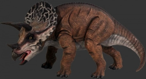 Definitive Triceratops (JR 110025)