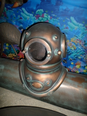 Deep Sea Diving Helmet (JR 3389)