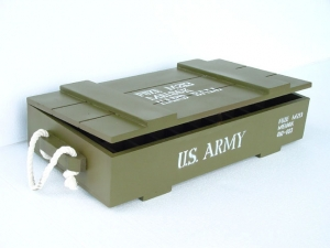 Crate Box for model Hand Grenades - US Army (JR 2183)