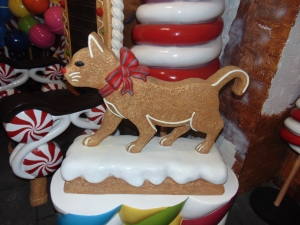 Ginger Bread Cat (JR S-141)