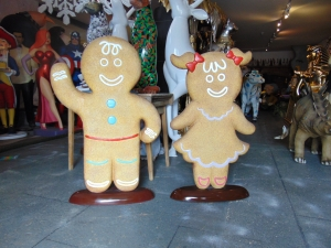 Ginger Bread Girl (JR 170059)