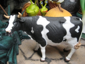 Counter Top Cow - Friesian (JR 080139)