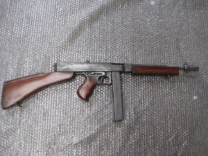 Replica Thompson Stick Mag - Gun (JR RR009)