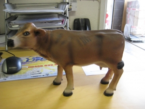 Mini Cow - Jersey (JR 0012)