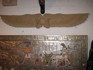 Egyptian Wing Wall Decor (JR ACP1301)