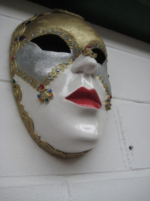 Venice Mask - Female 1.5ft (JR 2612)