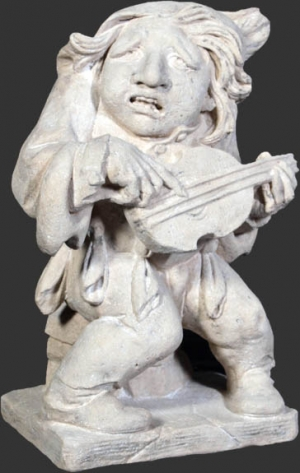 Jester with Lute (JR 110066)