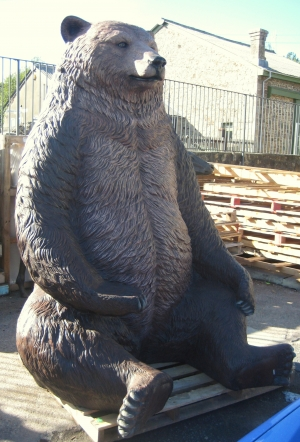 Jumbo Grizzly Bear (JR 130011)