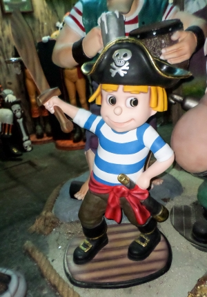 Pirate Boy Junior (JR C-107)