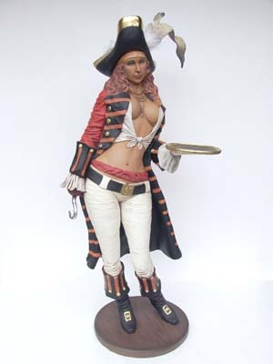 Lady Pirate 6ft (JR 2313)