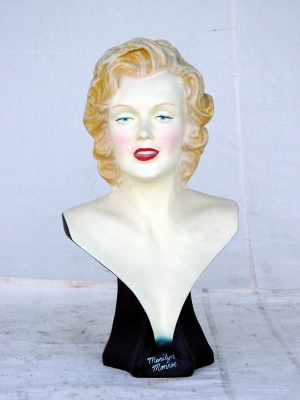 Actress Bust (JR 255)