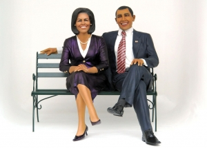 Mr & Mrs Obama (JR- MMOB)