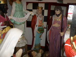 Nativity 6ft - King Gaspar ( JR 140021)