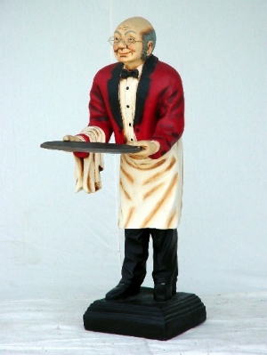 Old Man Waiter 3ft (JR 326)