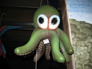 Lulu Octopus (JR FSC1409)