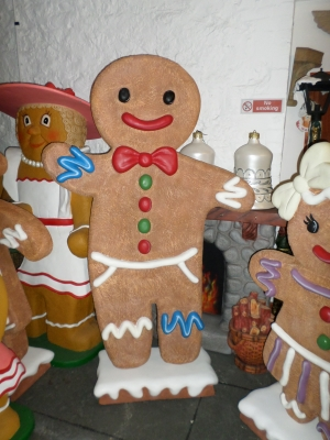 Ginger Bread Man (JR S-048)