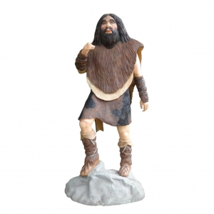 Caveman with Base (JR R-180)