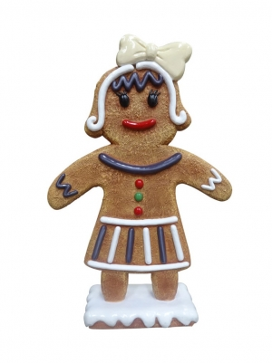 Mini Ginger Bread Mama (JR S-094)