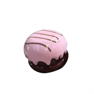 Mini Mallows Chocolate Pink (JR S-112)
