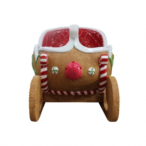 GINGERBREAD SLEIGH (KB) JR S-221