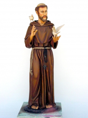 St Francis of Assisi (JR 1846)