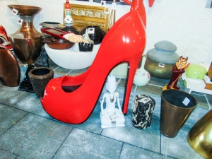 Stiletto Shoe (JR 170321)