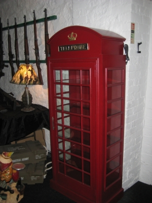 Telephone Box Cabinet (JR FOTEB)