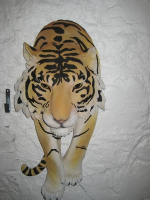 Tiger Wall Mount (JR DD88202Y)