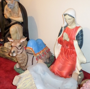"The Nativity Mary 37.75"" High (JR CN0032)"