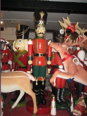 Toy Soldier 6.5ft (JR 130092)