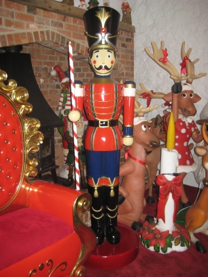 Toy Soldier with Baton 6.5ft (JR 140109)