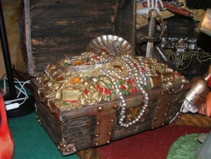 Pirates Treasure Chest (JR 2471)
