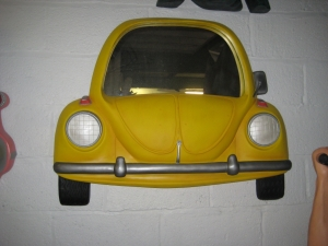 VW Beetle Mirror (JR 2030Y)